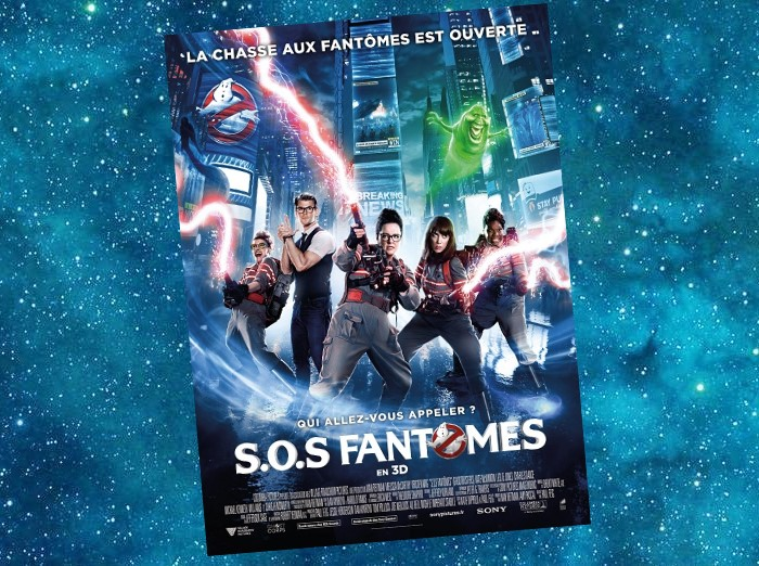 SOS Fantômes (Ghostbusters : Answer the Call, 2016)