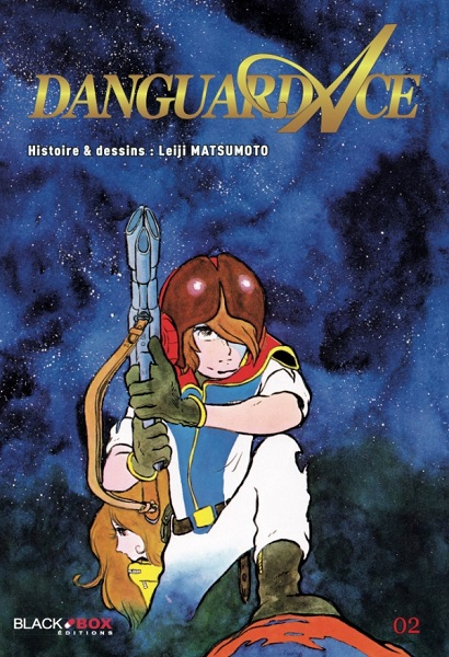Interstellar Robot Danguard A - Tome 1