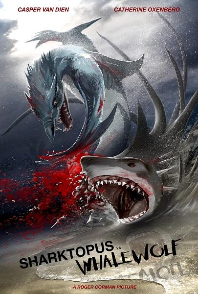 Sharktopus - (3) Sharktopus vs. Whalewolf