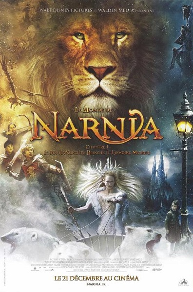le monde de narnia 1 le lion la sorci re blanche et l. Black Bedroom Furniture Sets. Home Design Ideas