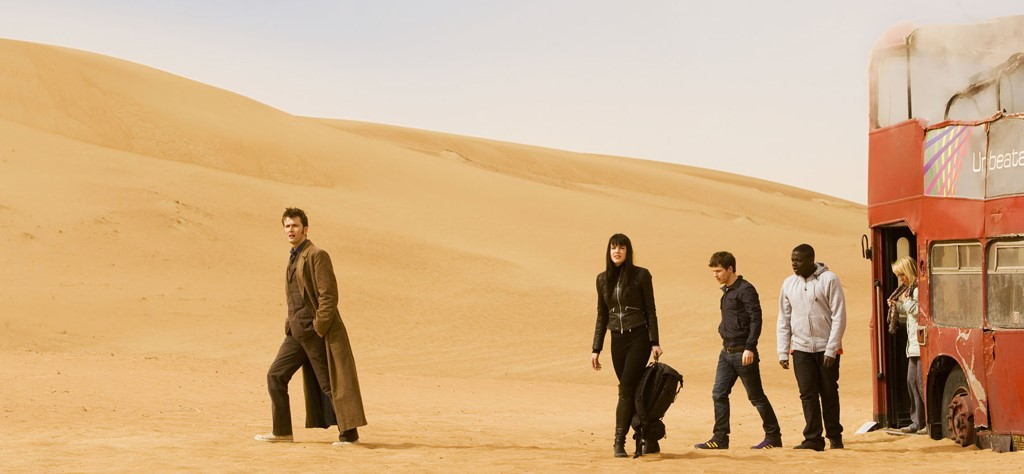 Doctor Who - 04.15 Planet of the Dead