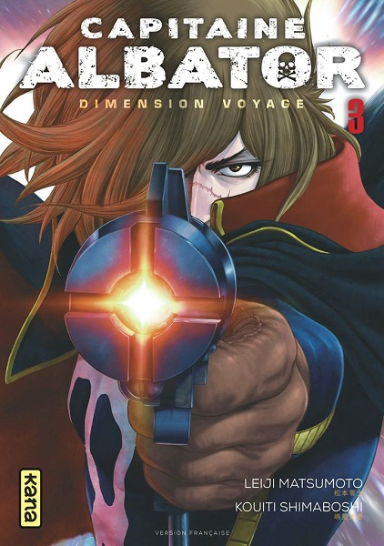Capitaine Albator - Dimension Voyage - Tome 3