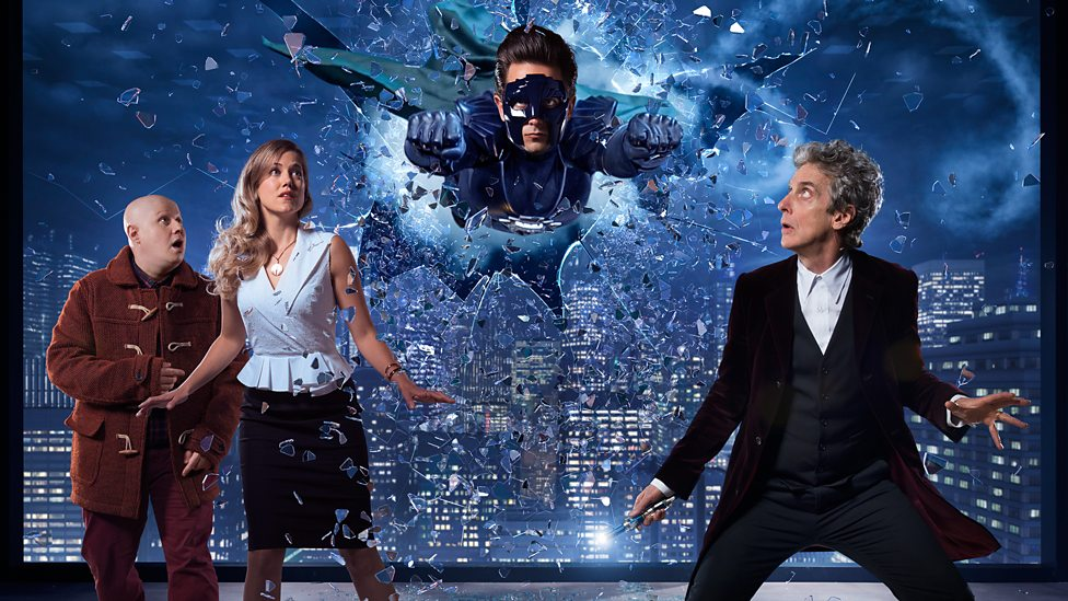 Doctor Who - 10.00 The Return of Doctor Mysterio