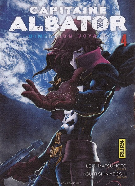 Capitaine Albator - Dimension Voyage - Tome 4