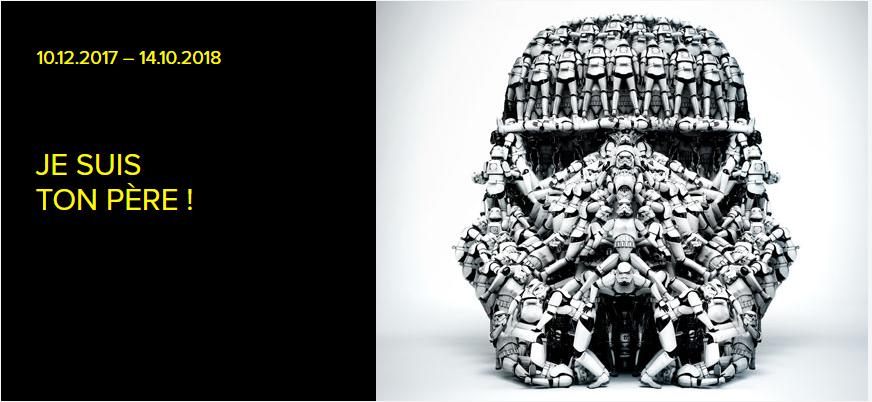 Maison d'Ailleurs - Je suis ton Père !
