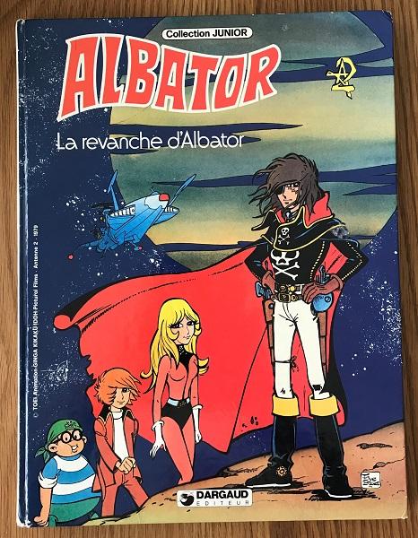 Albator - Tome 2 - La Revanche d'Albator