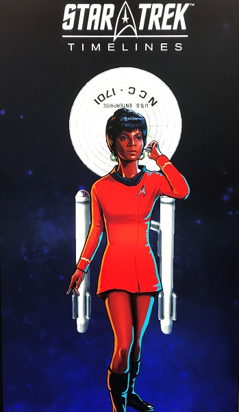 Affiche : Uhura / Photo @KoyoliteTseila