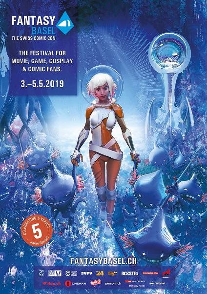 FANTASY BASEL – The Swiss Comic Con 2019