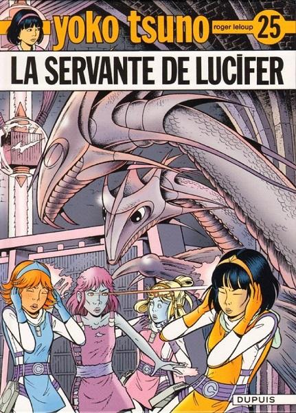 Yoko Tsuno - (25) La Servante de Lucifer