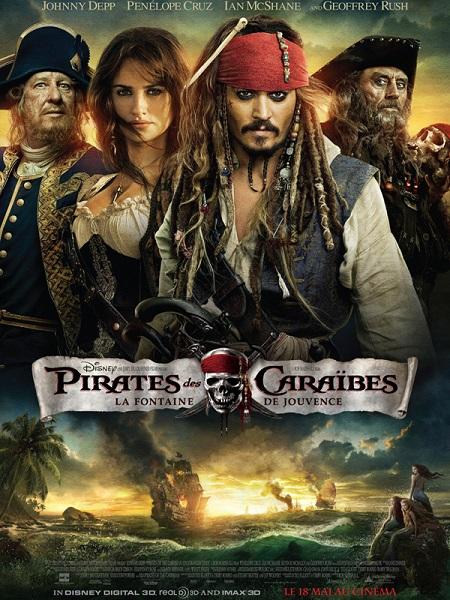 Pirates des Caraïbes - 4. La Fontaine de Jouvence
