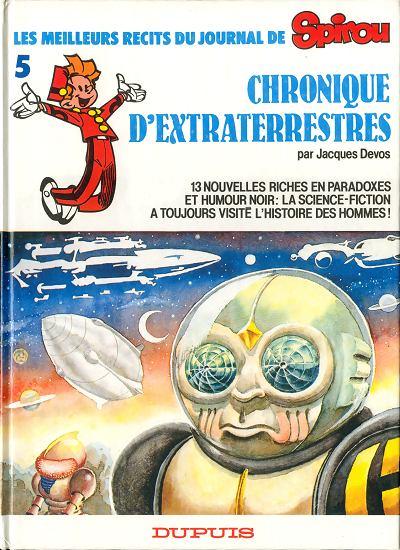 Chronique d'Extraterrestres