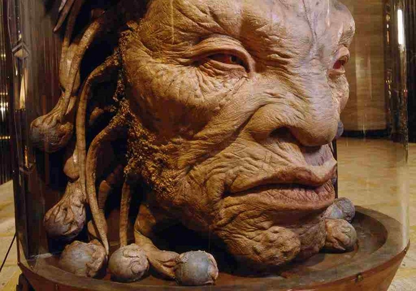 Doctor Who - Face de Boe
