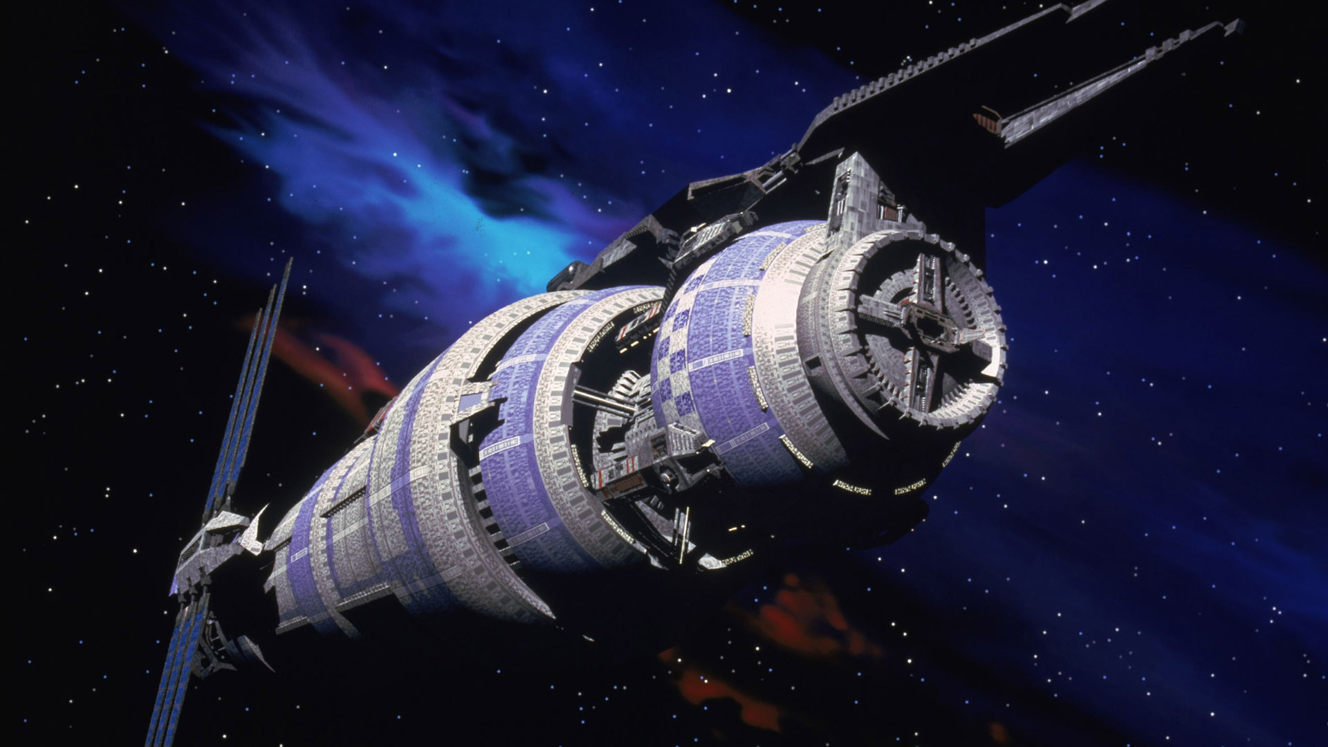 Babylon5 - La Station