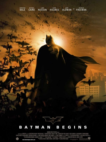 Batman - 1. Batman begins