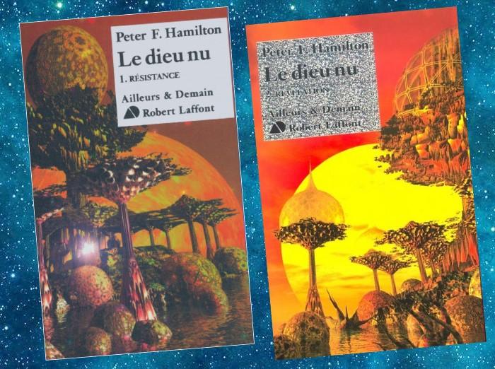 Version française brochée : 2 tomes | Résistance + Révélation