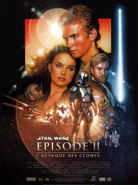 Star Wars - 2. L'Attaque des Clones (2002)