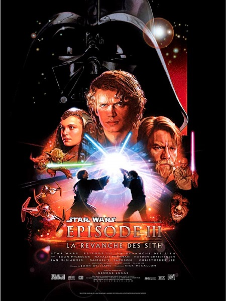 Star Wars - (Episode 3) La Revanche des Sith