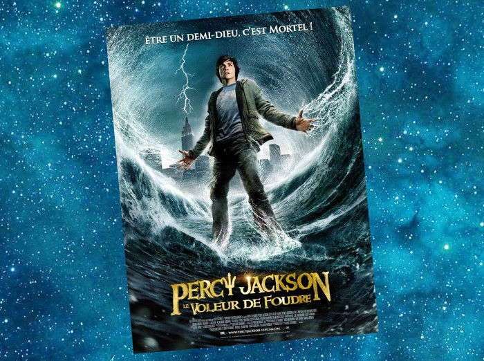 Percy Jackson - 1. Le Voleur de Foudre | Percy Jackson and the Olympians : The Lightning Thief