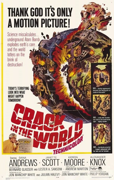 Quand la Terre s'entrouvrira (Crack in the World, 1965)