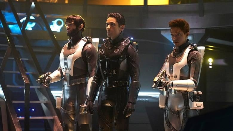 Star Trek : Discovery - 12.02 A travers la Vallée des Ombres