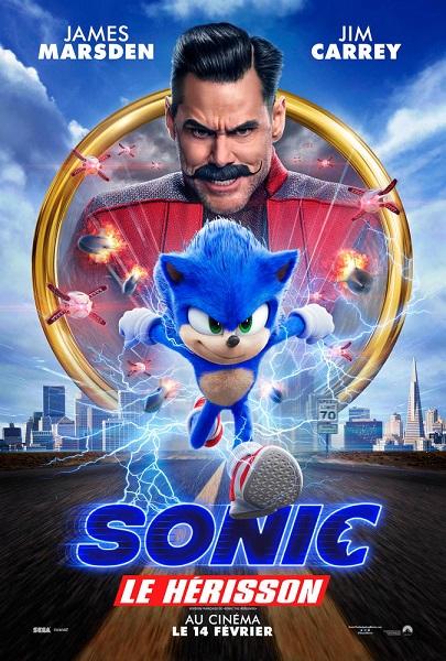 Sonic, le Film (Sonic the Hedgehog, 2020)