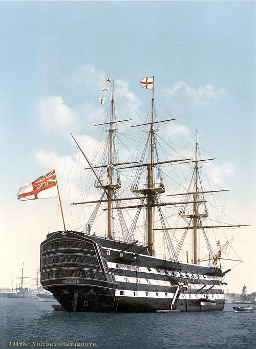 Le HMS VICTORY