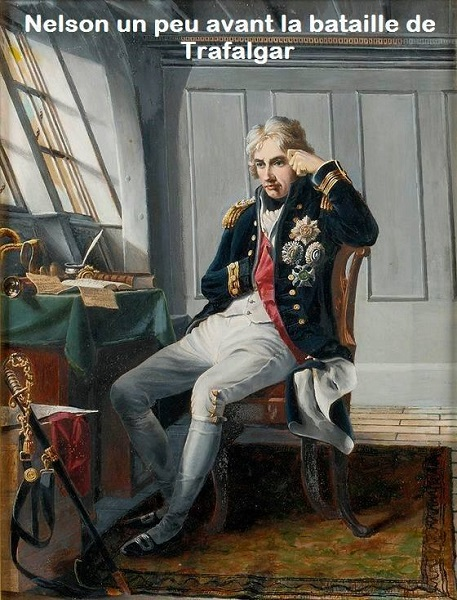 Horatio Nelson - Aussi grand que son navire