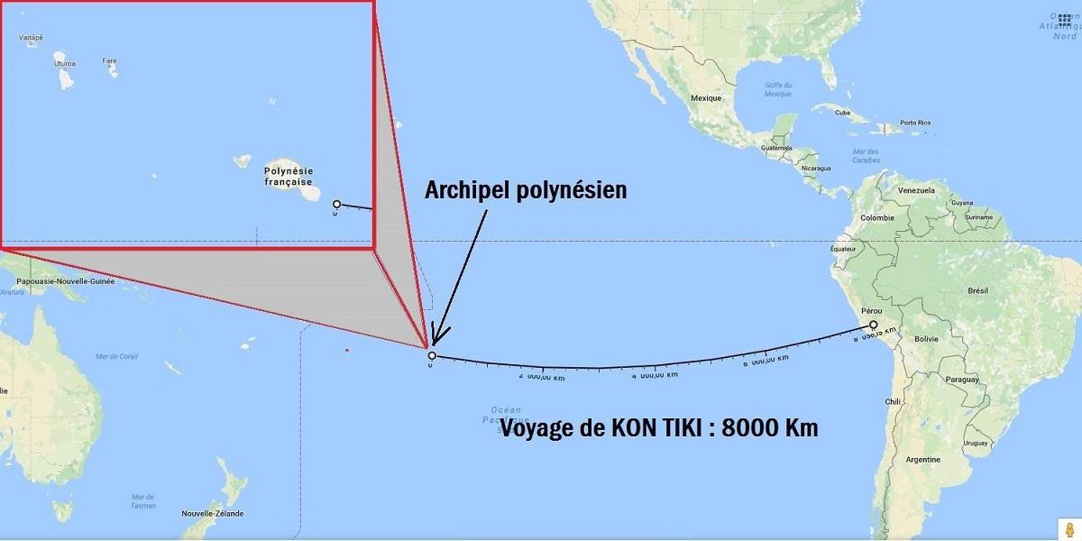 Nul besoin d'être un géant des mers pour écrire l'Histoire - Chapitre 1 - Kon-Tiki
