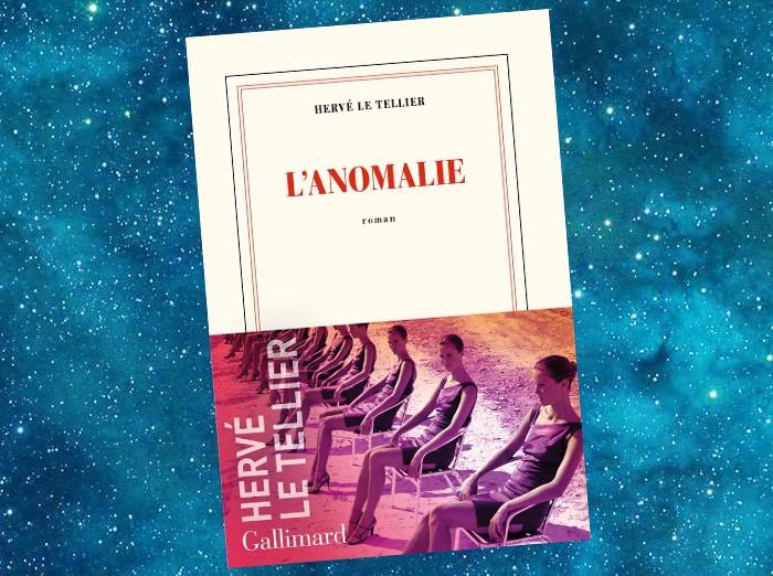 L'Anomalie (Hervé Le Tellier, 2020)