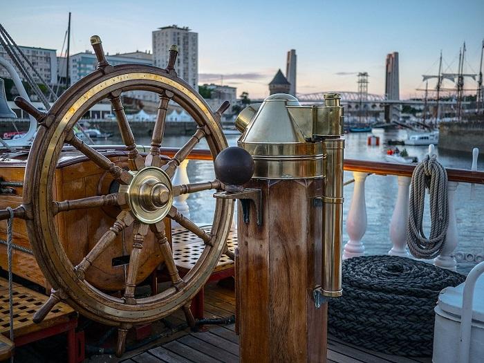 Belem - Un bateau inépuisable...