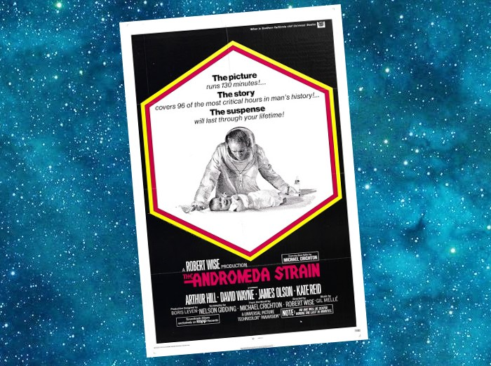 Le Mystère Andromède (The Andromeda Strain, 1971)
