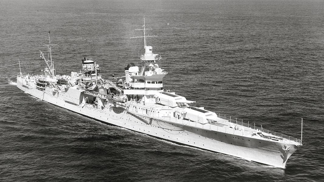 USS Indianapolis, 1939