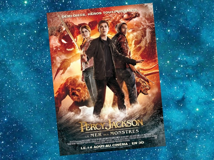 Percy Jackson - 2. La Mer des Monstres   Percy Jackson and the Olympians : The Sea Monsters