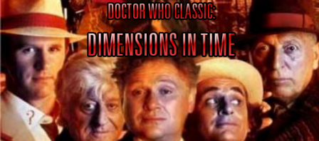 Doctor Who - Dimensions in Time