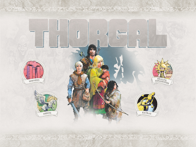 Thorgal - Application mobile