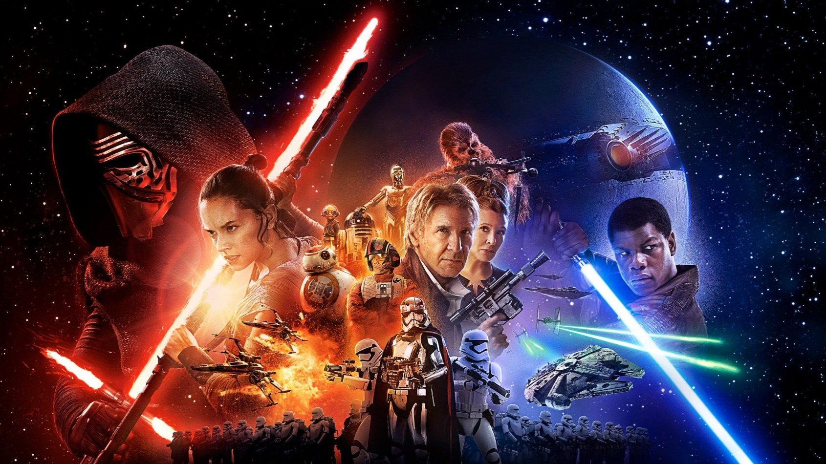 STAR WARS - 7. LE REVEIL DE LA FORCE