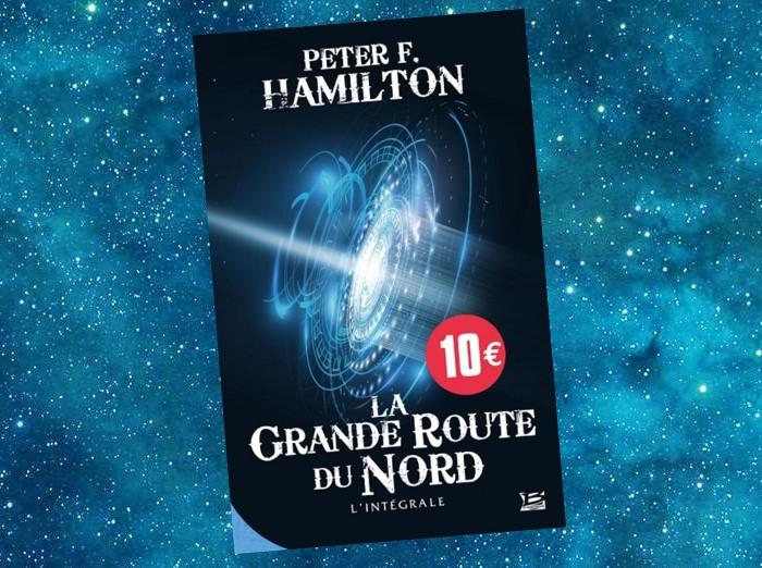 La grande Route du Nord   Great North Road   Peter F. Hamilton   2012