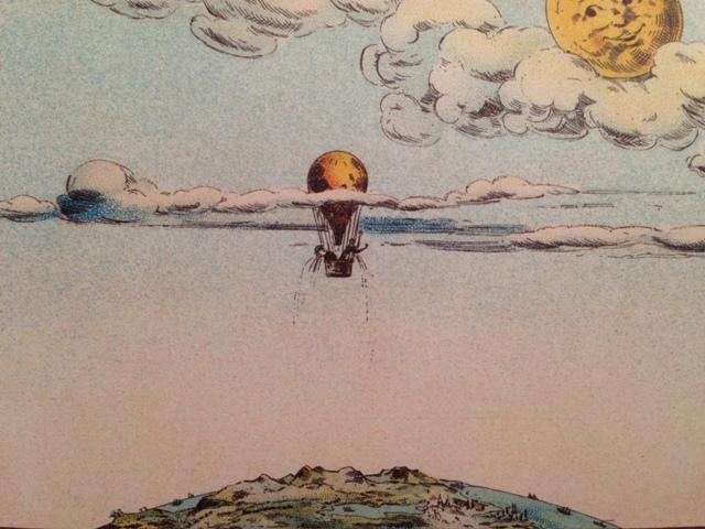 Voyage dans la Lune avant 1900