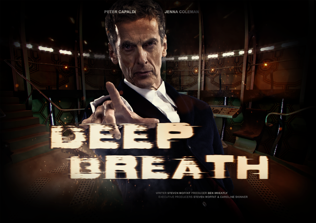 Doctor Who - 08.01 Deep Breath