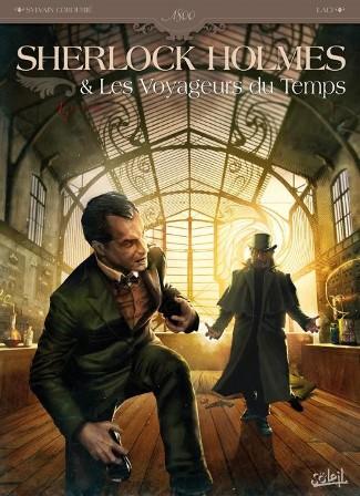 Sherlock Holmes et les Voyageurs du Temps - (1) La Trame