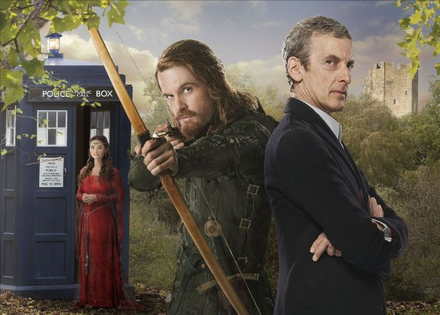 Doctor Who - 08.03 Robot of Sherwood