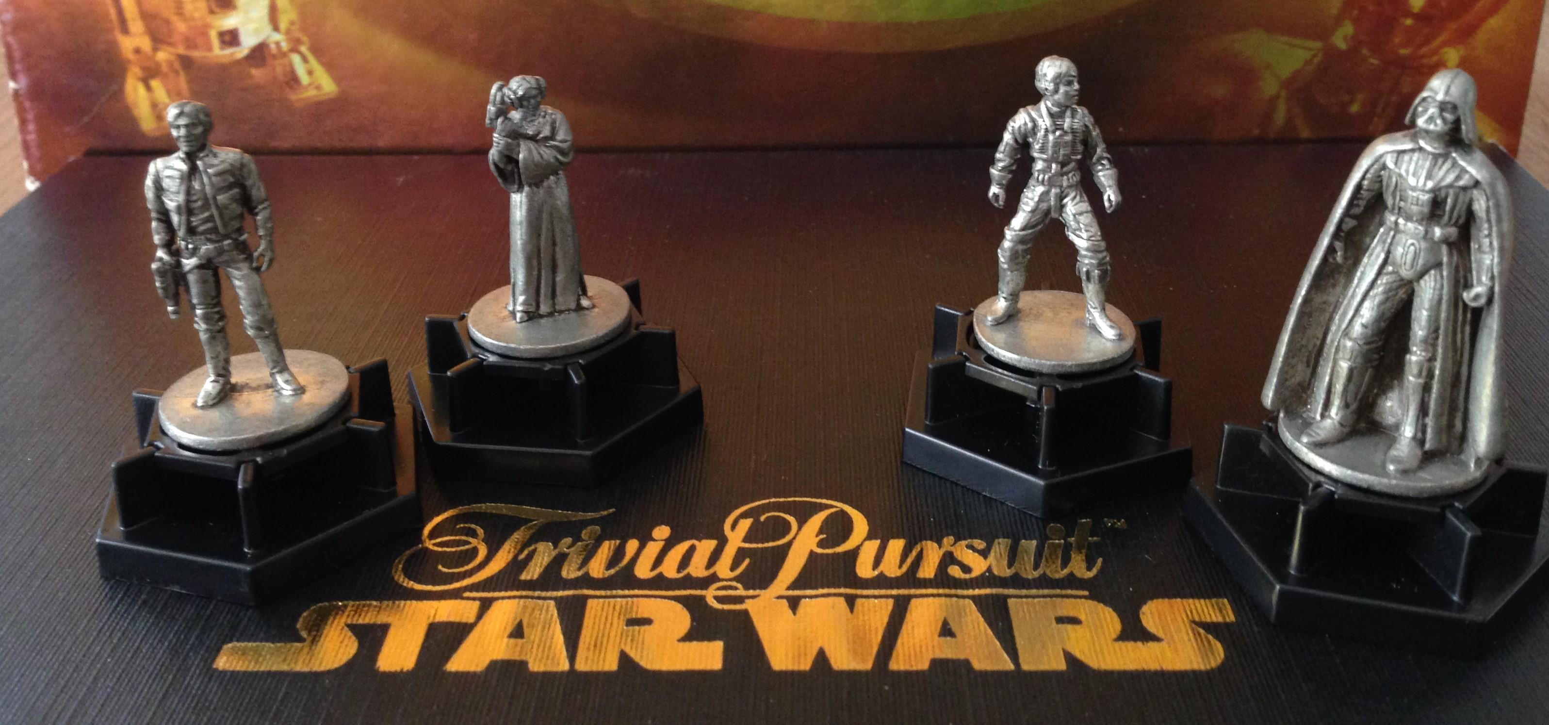 Jeu de plateau - Trivial Pursuit Star Wars