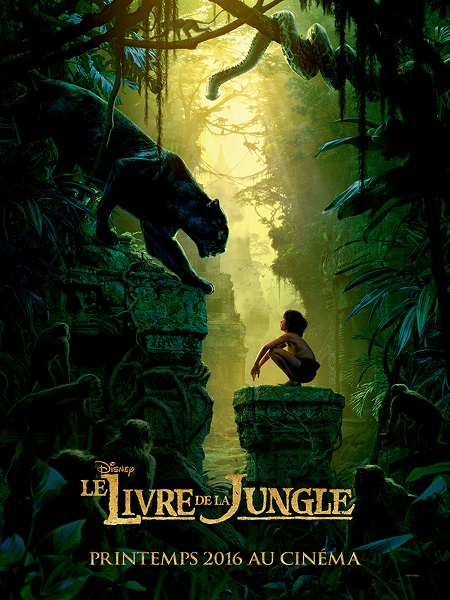LIVRE DE LA JUNGLE (LE)