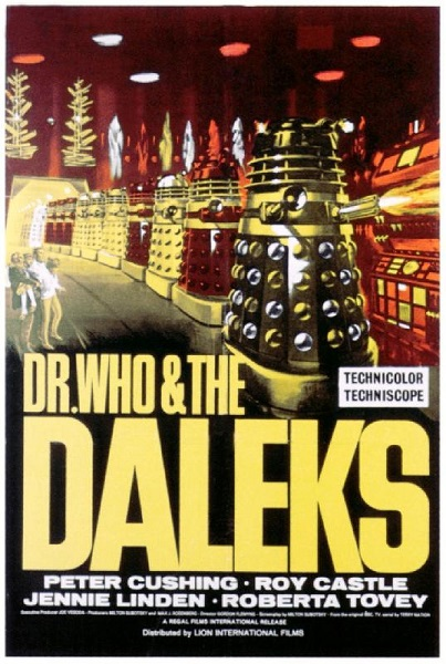 Doctor Who - Dr. Who contre les Daleks