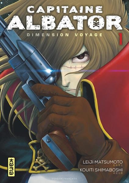 Capitaine Albator - (1) Dimension Voyage