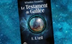 Le Testament de Galilée - Tome 1 - L'Oeil (Sébastien Tissandier)