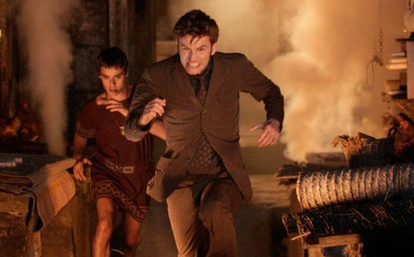 Doctor Who - 04.02 The Fires of Pompeii