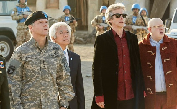 Doctor Who - 10.07 The Pyramid at the End of the World