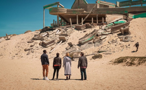 Doctor Who - 11.02 The Ghost Monument