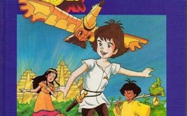 Les Mystérieuses Cités d'Or - Le Secret d'Esteban